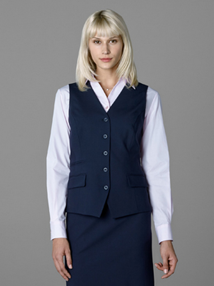 Women's Double Pocket Vest