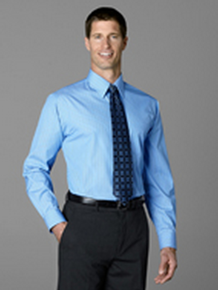 Men's Chambers Stripe Shirt
