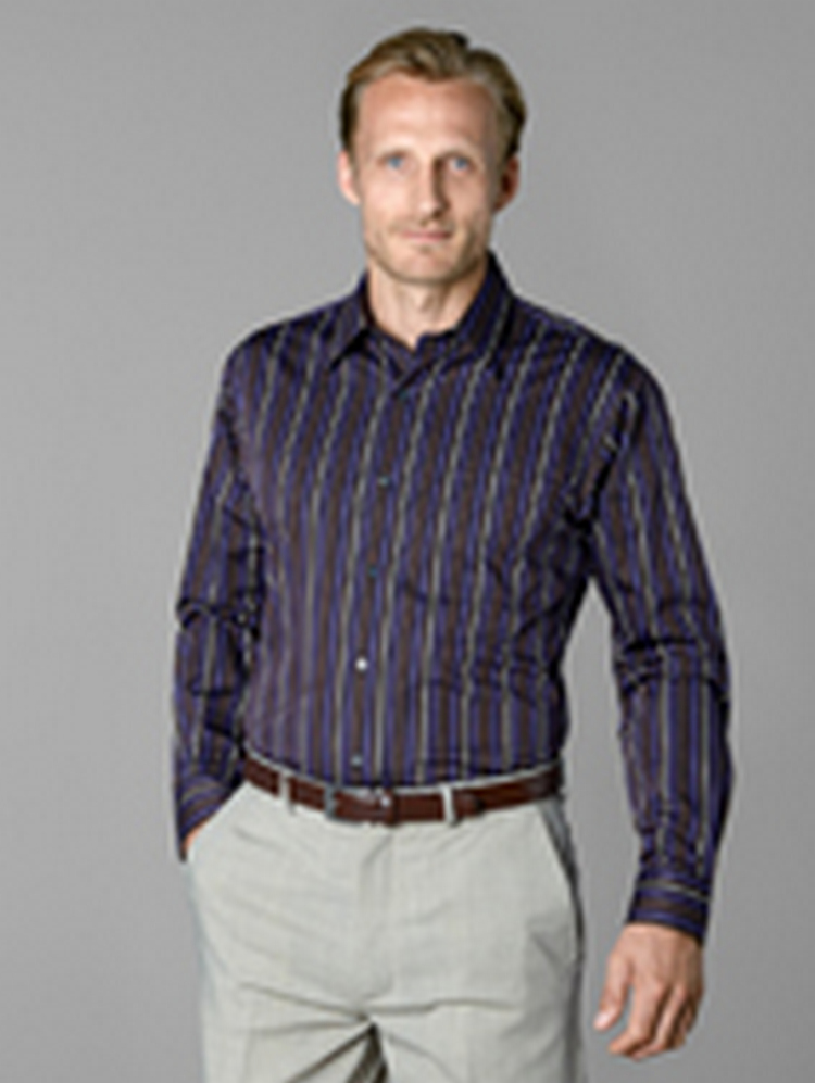 Men's Waverly Stripe Shirt