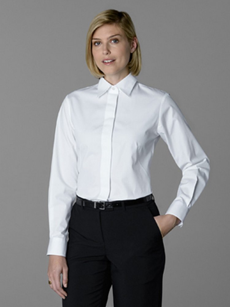 Women's Fly Front Blouse