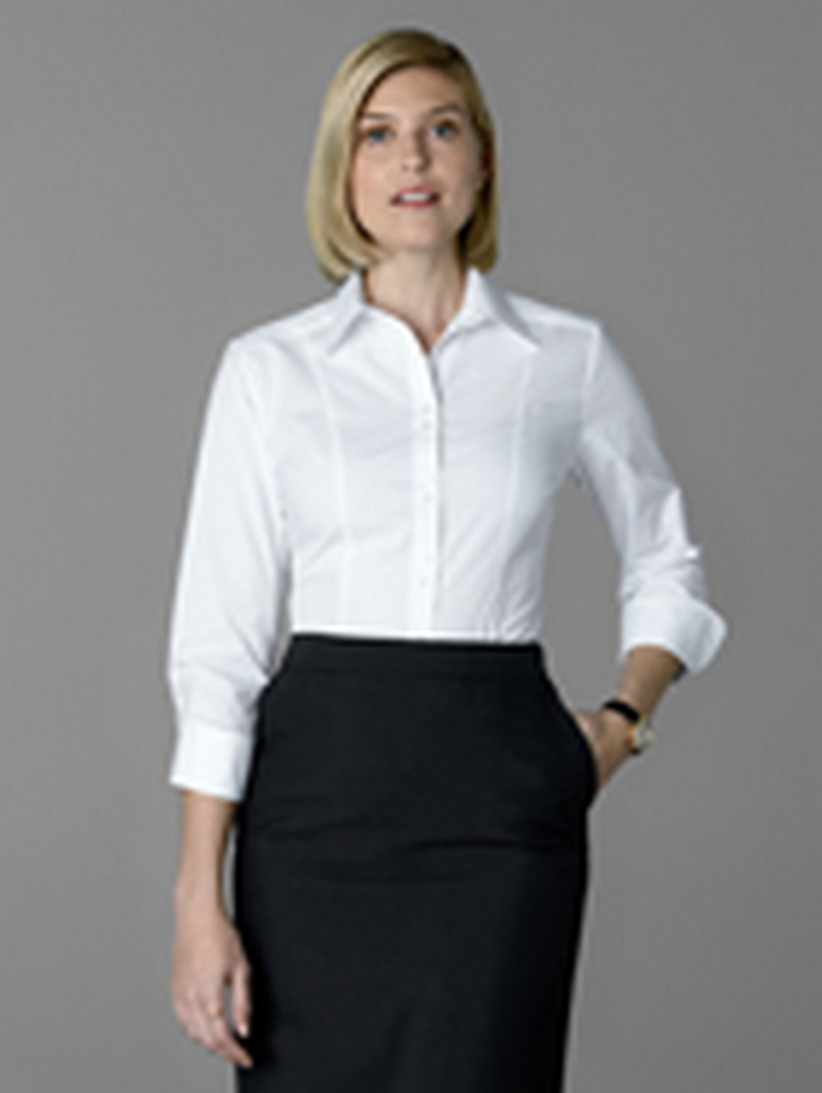 Women's Double Button Blouse