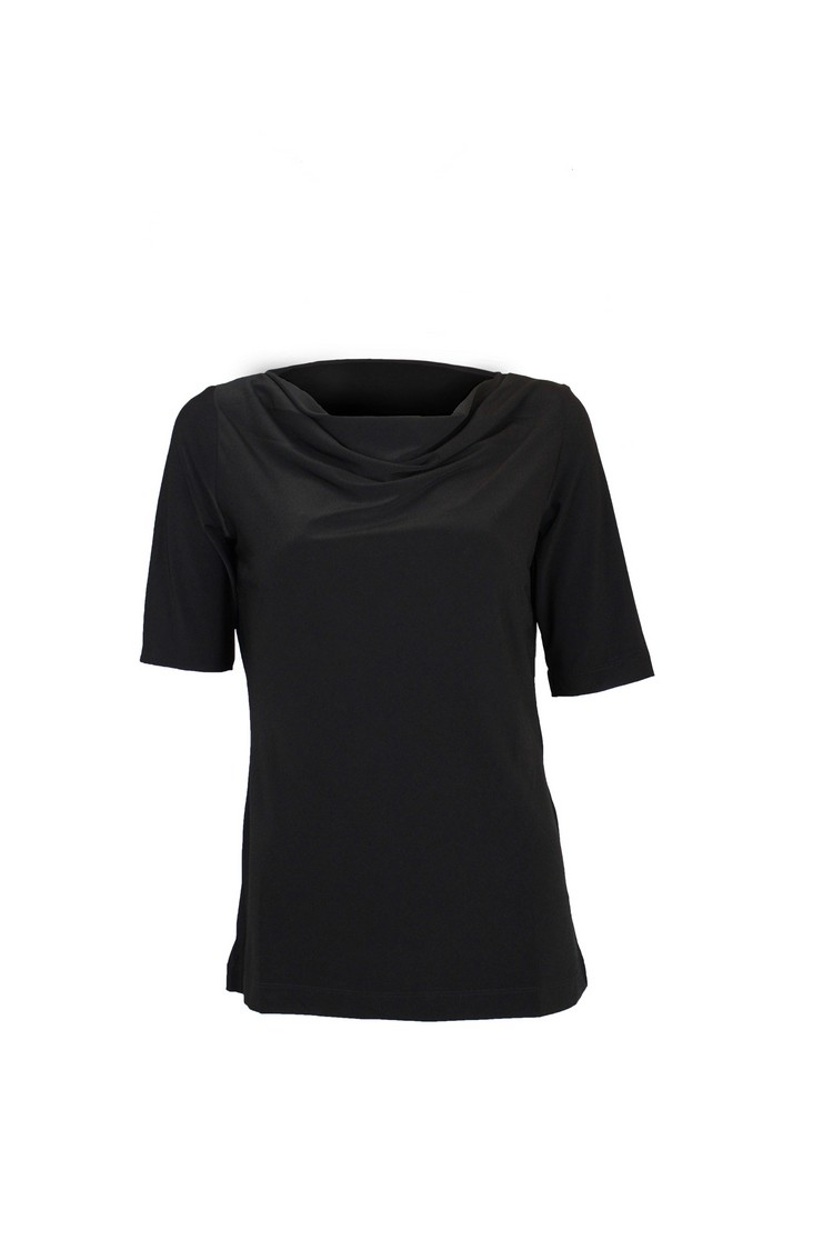 Women's Cowl Neck Blouse