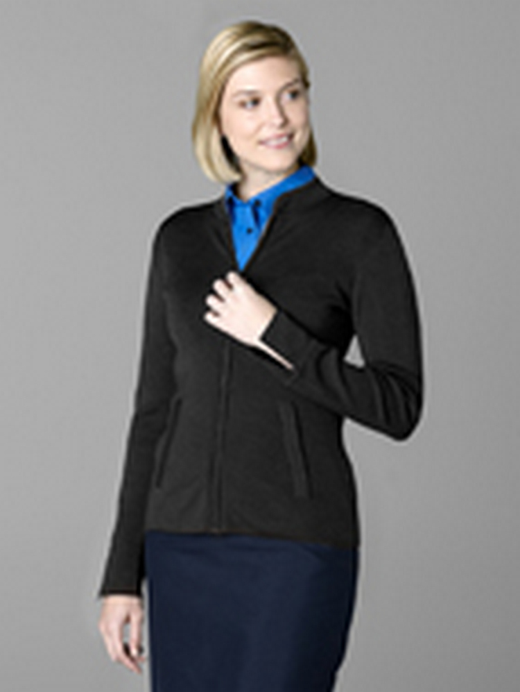 Women's Full-Zip Cardigan