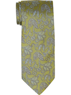 Men's Four-in-Hand Vines Tie